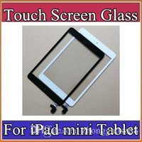 Wholesale OEM for iPad mini Touch Screen Glass Digitizer Assembly with IC Connector Home Button full set Complete B TP