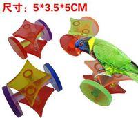 acrylic parrot toys - Acrylic parrot hamster toys poppled parrot toy