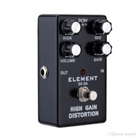 Wholesale Top Quality SE A High Gain Electric Guitar Effect Pedal True Bypass with LED indicator Guitar Parts And Accessories