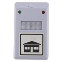best repeller - Best Selling White Electronic Pest Rodent Roaches Ant Spider Repeller EU Plug
