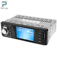 ape videos - 12V quot TFT Car Radio Audio Rear View Camera MP5 Player Auto Video AUX FM USB SD MMC APE FLAC Din Car Electronics Subwoofer
