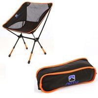big folding chairs - Outdoor Lengthen Lightweight Folding Camping Stool Chair Seat for Fishing Festival Picnic BBQ Beach With Bag Big Load Bearing
