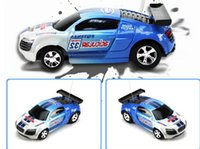 Wholesale 2016 new updated CH RC car New Coke Can Mini speed RC Radio Remote Control Micro Racing cars Toy Gifts Promotion