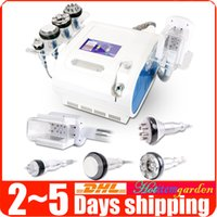 beauty polar - Cryo Cooling Freezing Fat Reduce Multi polar D RF Vacuum Skin Tighten Wrinkle Removal Cavitation Body Slimming Beauty Equipment