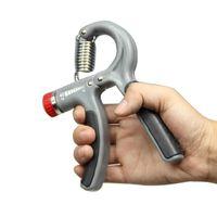 adjustable grip strengthener - ePacket Grip Strengthener Adjustable Hand Exerciser Strength Training Resistance Range to Lbs