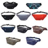 Wholesale Brand New Waist Bags Bum Bags Fannypack Travel Waist Festival Money Belt Pouch Holiday Wallet Drop shipping
