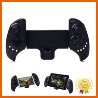 Wholesale Ipega Wireless Bluetooth Gamepad iphone Wireless Bluetooth Game Controller Joystick for iOS iPhone Android Tablet Black