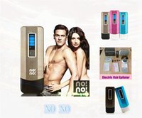 Wholesale 2016 No No Hair Pro5 pro3 Levels Smart Women s Hair Epilator Professional Hair Removal Device for Face Body NONO dhl gemma