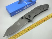 Wholesale Benchmade X24 Fast open Folding Blade knife Black Pear wood steel Handle nives Survival knives surface Titanium