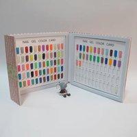 Wholesale Wonderful Colors Book Nail Color Book Display Book Chart Nail Art Tips Book Tips Nail Art