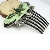 animals titanic - American movies Titanic TITANIC Ross Butterfly comb insert comb hair accessories hairpin Hair Clips Barrettes