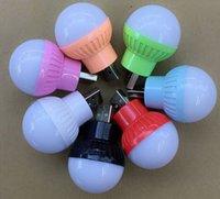 Wholesale 5Pcs USB LED Bulb USB Powered Emergency Light Lamp for Mobile Power Bank and USB Sockets