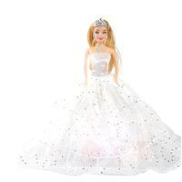 big puppet - 2016 New Classic Barbie White Wedding Dress High Quality For Fancy Wedding