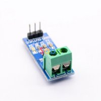 arduino range - 5pcs new design A range hall Current Sensor Module ACS712 A Module for Arduino ACS712 freeshipping