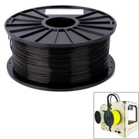 Wholesale 3D Printer Filaments ABS PLA mm mm Color Series D Printer wire D printer Consumables about m