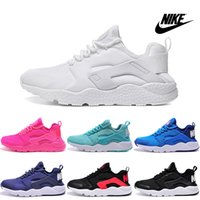 body cream - Nike Air Huarache Ultra Running Shoes Men Women New High Quality Authentic Jogging Boots Cheap White Sports Shoes Size