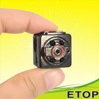 Wholesale SQ8 Mini DV Camera Full HD P Video Recording H MP CMOS Wireless Motion Detecting Hidden Spy Video Camera Sports DVR