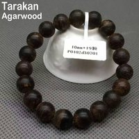 absolute collection - 10mm g high quality Authentic Tarakan Aloeswood bead bracelet absolute most worthy investment collection fashion decoration