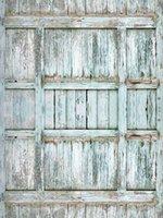 barn door photos - Camera Photo Backgrounds Vintage Barn Wooden Door Art Fabric Backdrop Peeling Blue Door Prop Backdrop XT floor hardwood