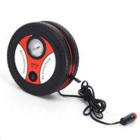 air pump for car tyres - Mini Air Compressor DC12v Portable Size Mini Tyre Inflating Pump V Vehicle portable pump for car