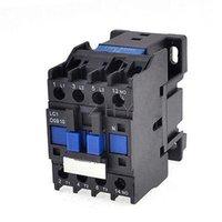 Wholesale LC1 D09 V Ui A Ith Phase NO AC Contactor V Hz Amp