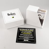 Wholesale The Beatles In Mono Box Set CD Full Box Set Limited Edition Factory Sealed DHL