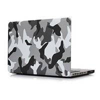 Wholesale For Macbook quot Air quot quot Pro Retina inch City Camouflage Style Hard PC Crystal Cover Smooth Surface