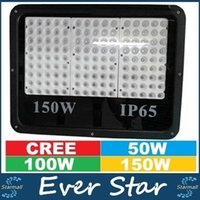 100w led - 2016 New Arrival W W W Led Floodlights Super Bright Outdoor Waterproof Led Flood Lights Garden Lighting AC V