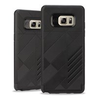 arrival defender - 2016 New Arrival in Hybrid armor cover case TPU PC Shockproof cover case For Samsung Galaxy Note Defender case