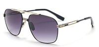 acrylic outings - Fashion Multicolor Outing Brand Sunglasses DX9092
