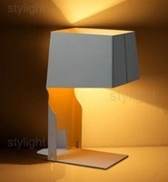 bedside bookshelf - Italian design table lamp creative bookshelf table light novelty design simplistic style bedside living room study office