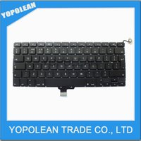 Wholesale New uk Keyboard For Macbook Pro A1278 UK Laptop keyboard MC374 MB990 MC700 MB466 Year