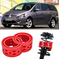 Wholesale 2pcs Super Power Rear Car Auto Shock Absorber Spring Bumper Power Cushion Buffer Special For Mitsubishi Grandis