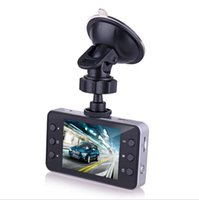 Wholesale Car DVR Recorder K6000 Retail Box Full HD Vehicle Cameras Camcorder quot P Vehicle Black box DVR Night Version Wide Angle Lens