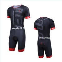 bicycle triathlon - Summer cycling jerseys Body Paint Sr Tri Suit Short Sleeve Cycling Skinsuit ropa Ciclismo Men Triathlon cycling Clothing bicycle jersey
