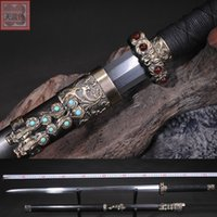 Wholesale Chinese sword Martial arts supplies Indoor decoration