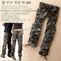 Cheap Women Camouflage Cargo Pants | Free Shipping Women ...