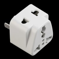 american power travel adapter - Hot pin AC American USA Power Plug Adapter Travel Converter Australia UK USA EU