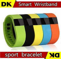 Wholesale 100pcs activity wrist bands fibit tw64 wristband Smart bracelet Wristband Fitness tracker Bluetooth fitbit flex Watch for ios android