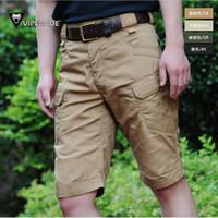 Wholesale Outdoor Camping Hiking shorts summer casual shorts men s multi pocket cargo shorts military tactics shorts