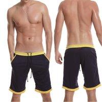 Wholesale Casual Men s Soft Sports Running Loose Shorts Basketball Shorts Men Running Shorts Summer Beach Sport Shorts For Men