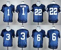 Wholesale Penn State Nittany Jersey Football Ncaa College No Fans Joe Paterno Jerseys Blue