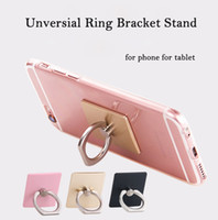 Wholesale Hot Sale Unversal Rotate Ring Bracket Stand Metal Tablet Stand Phone Bracket Stand Drop Resistance