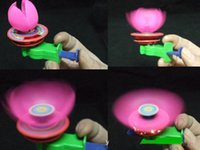 Wholesale 9 cm plastic Lotus Retro toys Hands to promote Blossom Lotus There will be Sparkle Children favor