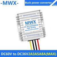 Wholesale DC60V to DC36V DC buck converter V step down V module waterproof Car Power Converter V turn V V V to V