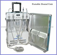 Wholesale Dental Portable Delivery Unit Suction System Work Self Contained Compressor V v From VIMEL Professional Dental Equipment