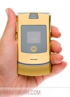 Wholesale Refurbished Original MOTOROLA RAZR V3i DG version Unlocked Mobile Phone multi lingual and keyboard old cell phone