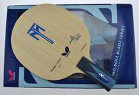 Wholesale Butterfly TIMO BOLL Racket Table tennis blade long handle FL short handle CS