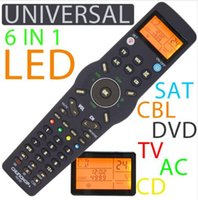 ac remote universal - 2015 Rushed Limited Remote Freeshipping Chunghop RM xaaa Battery Tv sat dvd cbl cd ac vcr Remote Control Learning