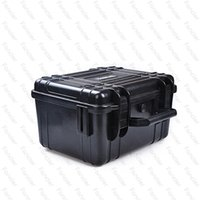 Wholesale 2016 Outdoor Shockproof Waterproof Airtight Survival Storage ABS Case Container Carry Box for Camera Video Equipment Carrying
